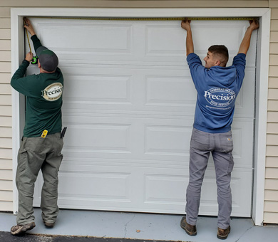 Precision Garage Door Repair Rochester Fix Broken Garage Doors Same Day