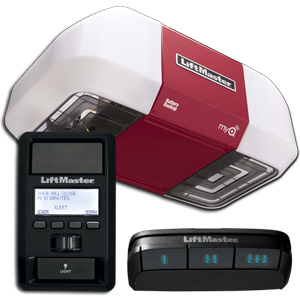 We will repair virtually any garage door opener. We supply and install both Precision® \u0026 Liftmaster® brand openers. Both are excellent choices depending ...  sc 1 st  Precision Garage Door Rochester NY & Precision Garage Door Rochester NY | New Liftmaster® Garage Door ...
